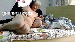 My lovely Chinese granny