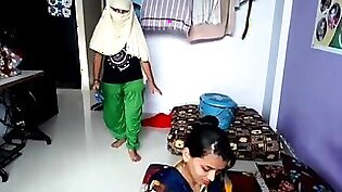 Indian Desi South Indian Couple Fucking Very Hard In Bedroom