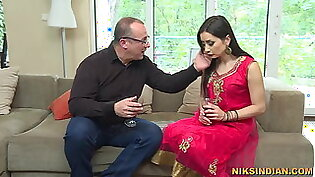 Indian Wife shared with Boss to get promotion in office