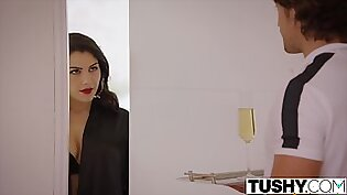 TUSHY Hot wife gets ass pounded while cheating