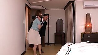 Incredible Japanese slut Momoka Nishina in Hottest big tits, cunnilingus JAV clip