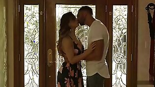 Hot cheating couples passionate sex behind spouses back