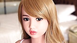 This is the future, cute busty sex doll