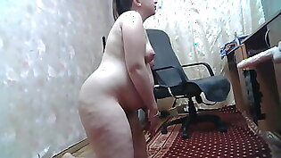 Ugly fat pregnant wife. Private Video