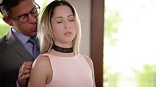 First time anal sex for Female college student Goldie Orgasm