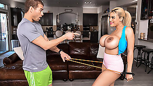 Cooldown Dicking Free Video With Amber Alena - BRAZZERS