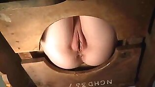 Sweet pussy pissing in the toilet